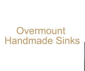 Overmount Handmade Sinks
