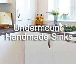 Undermount Handmade Sinks